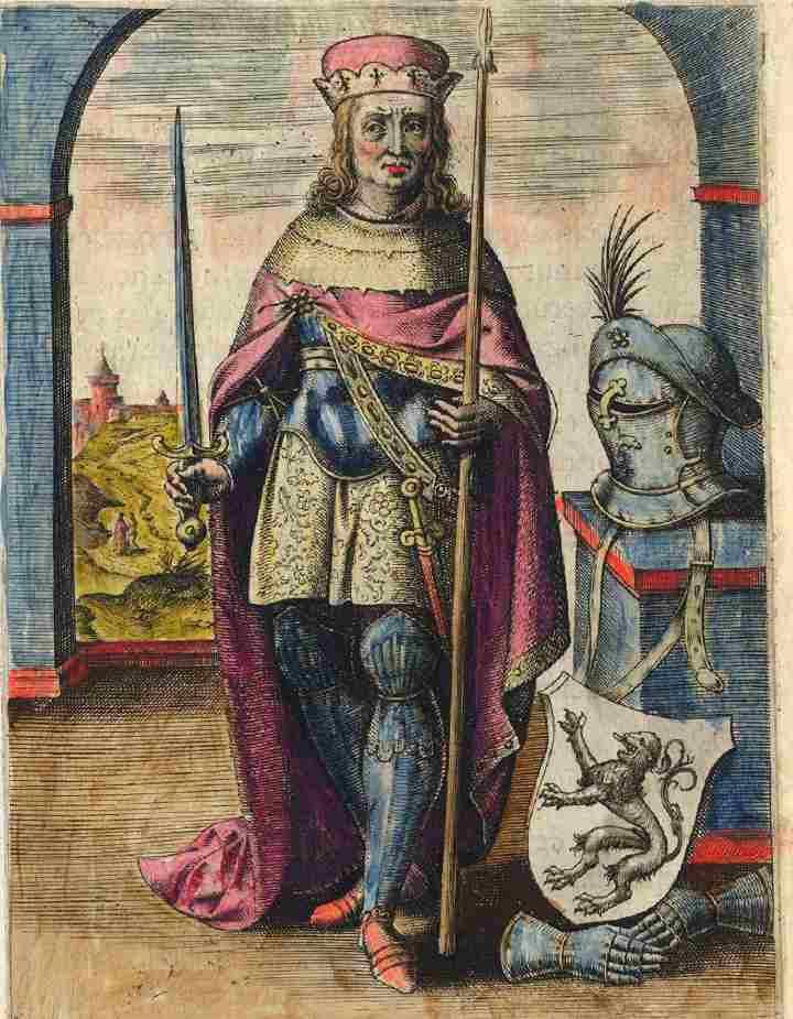 Картина герцога Готфрида