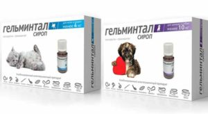 Гельминтал – комплексное средство против ленточных гельминтов и круглых червей. Препарат необходимо использовать для избавления организма собаки от паразитов перед прививкой или для профилактики их появления каждые 3-4 месяца. Это средство нередко доказывает свою эффективность среди собаководов.