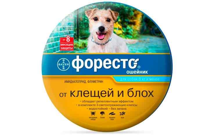 недостаточно эффективен для больших собак